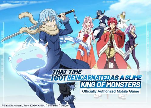 Tensura:King of Monsters ảnh chụp màn hình 16