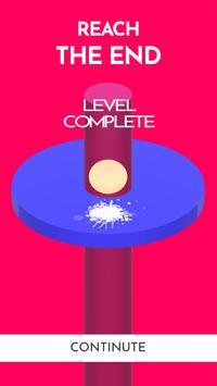 Hoop Smash 2019 – Helix Ball Jump game screenshot 5