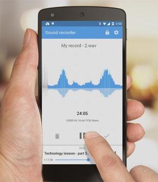 Recordr screenshot 9