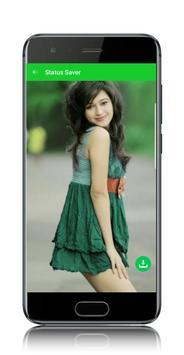 Status Downloader - Status Saver for WhatsApp poster