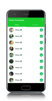 Status Downloader - Status Saver for WhatsApp screenshot 1