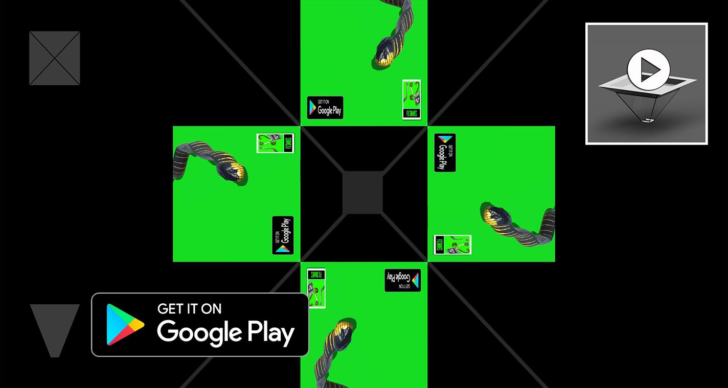 Hologram Video Player - Four Sides Video Play for Android - APK Download