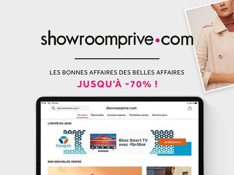 Showroomprivé - Ventes privées de grandes marques. capture d'écran 8