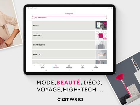 Showroomprivé - Ventes privées de grandes marques. capture d'écran 9
