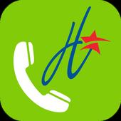 HolaAmerica: Llamadas y Recargas icon