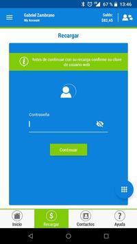 HolaAmerica: Llamadas y Recargas screenshot 2