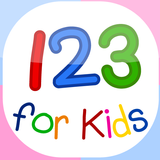 123 for Kids | Number Flashcard Preschool Toddlers