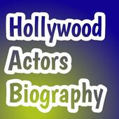hollywood Actors Biography icon