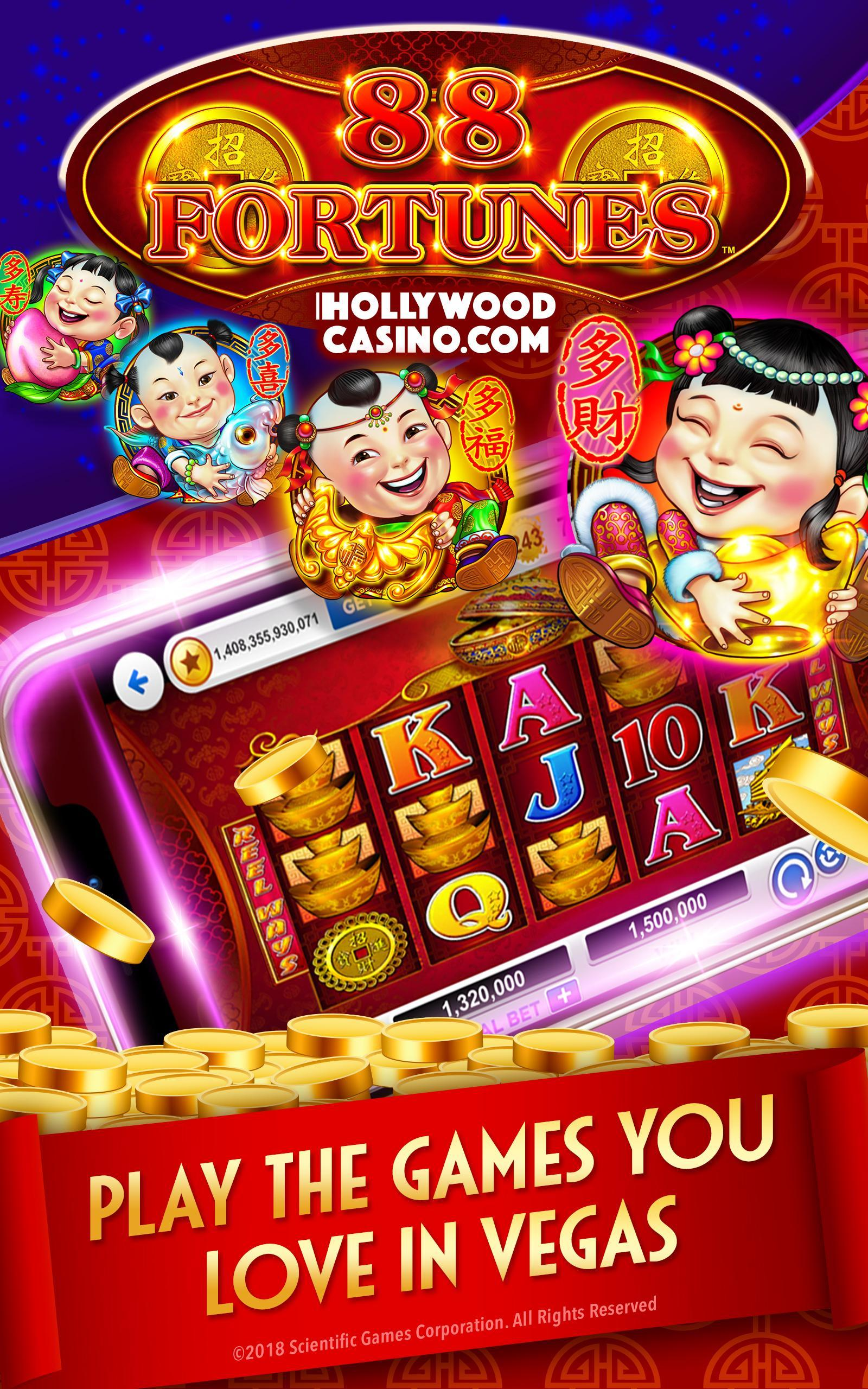 Hollywood Slots And Casino