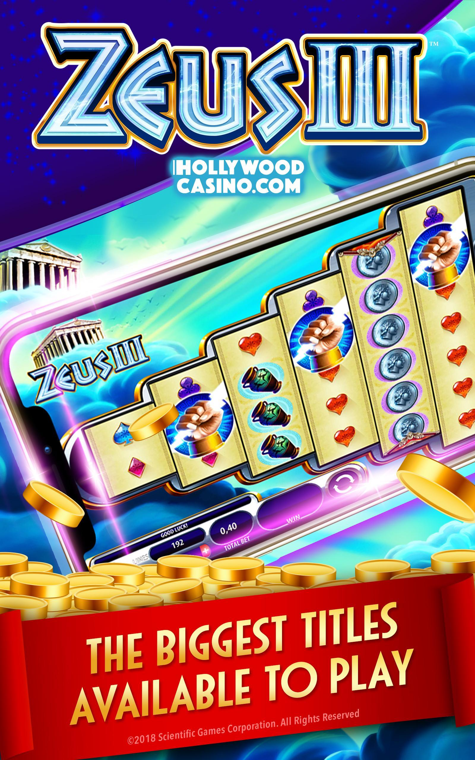 Hollywood Slots Free Online