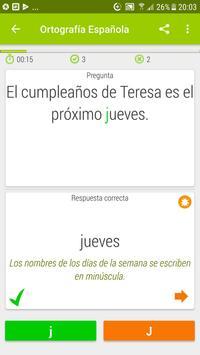 Ortografía Española screenshot 5