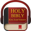 King James Audio - KJV Bible Free icono