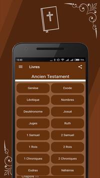 French Bible screenshot 7