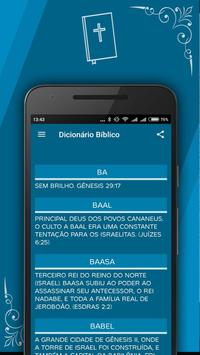 Biblia Sagrada em Português screenshot 13