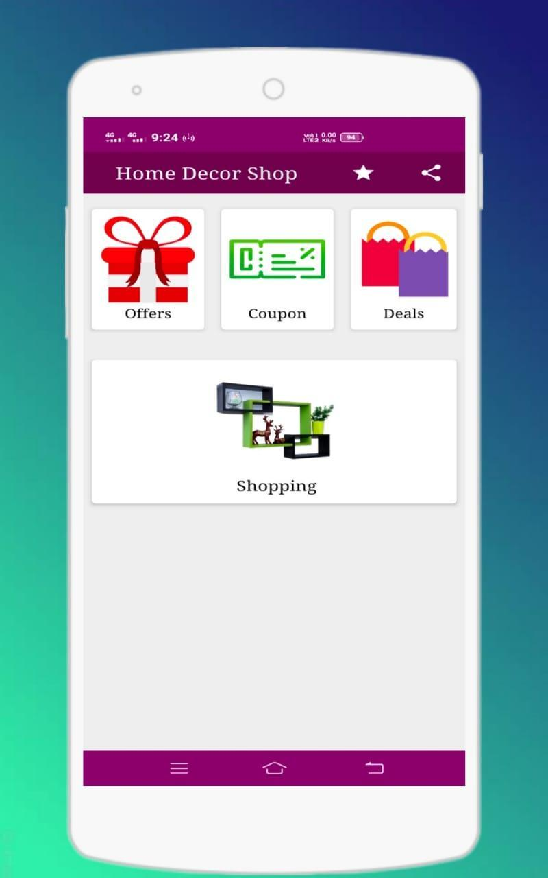 Home Decor Shopping Apps For Android Apk Download