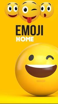 Emoji Home poster