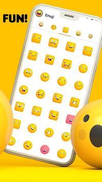 Emoji Home screenshot 1