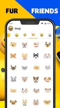 Emoji Home screenshot 2