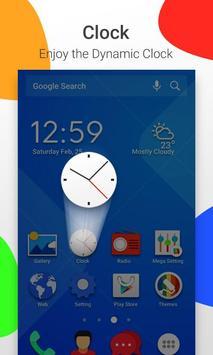 Mega Launcher screenshot 2