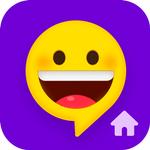 Quick SMS Launcher: Emoji, personalize conversas APK
