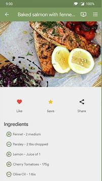 Recipes Home screenshot 4
