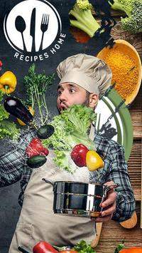 Recipes Home poster