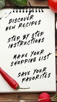 Recipes Home screenshot 1