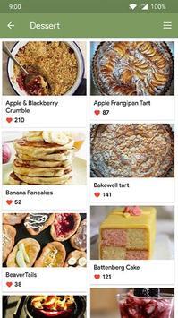 Recipes Home screenshot 3