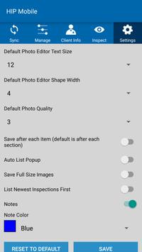 Home Inspector Pro Mobile скриншот 5