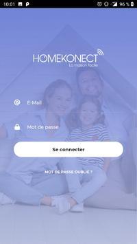 Homekonect poster