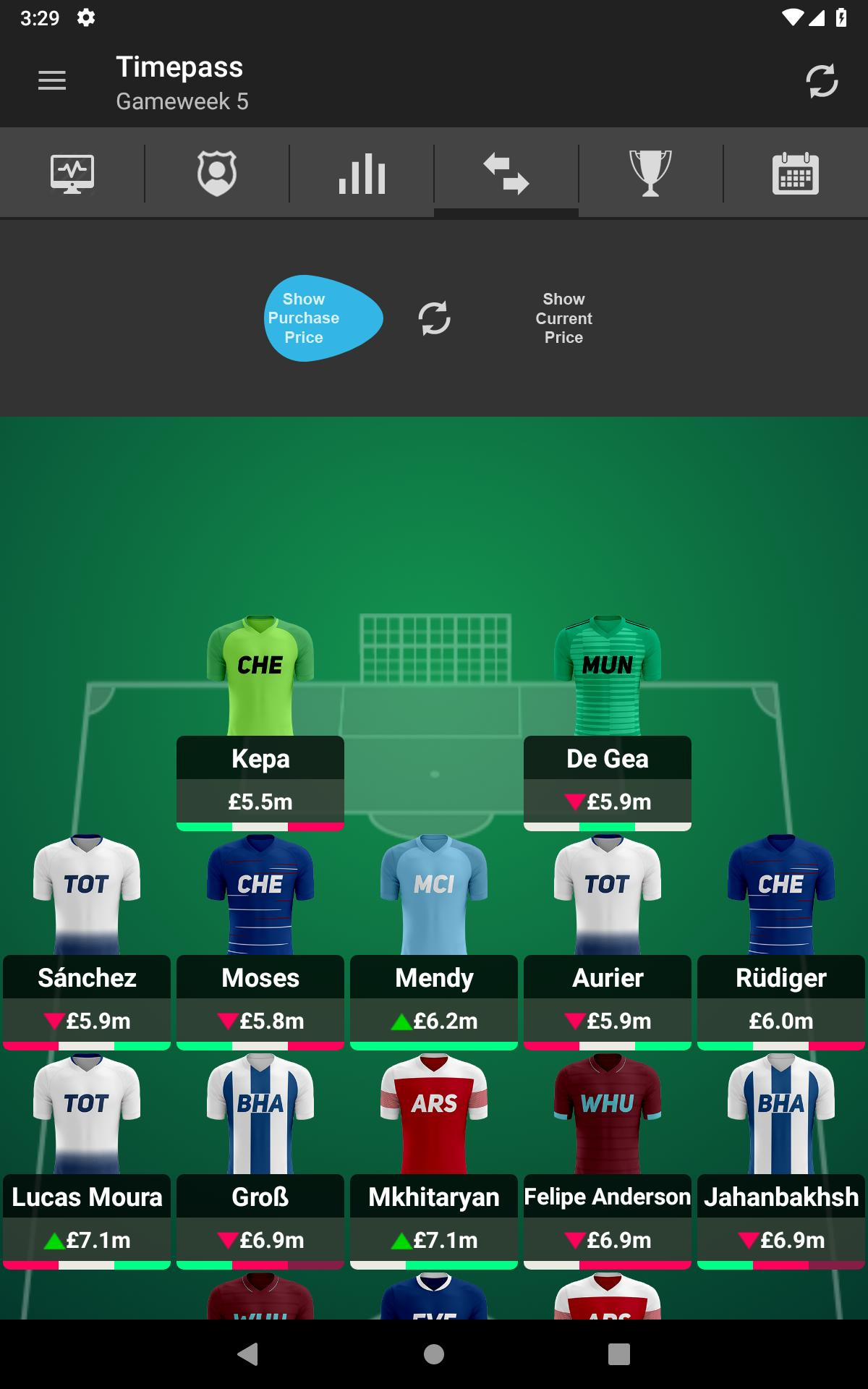 Fantasy Football Manager for Android - APK Download