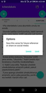 Chi Bemba Bible free offline easy accessible text screenshot 4