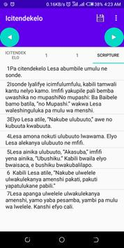 Chi Bemba Bible free offline easy accessible text screenshot 3