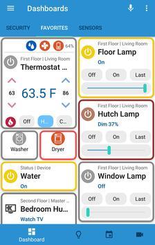 HomeSeer Mobile скриншот 5