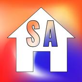 Homes in San Antonio icon
