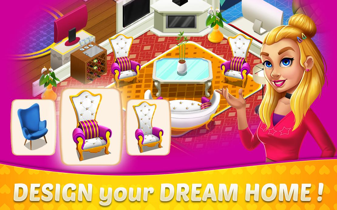 Home Design & Mansion Decorating Games Match 3 for Android - APK Download
