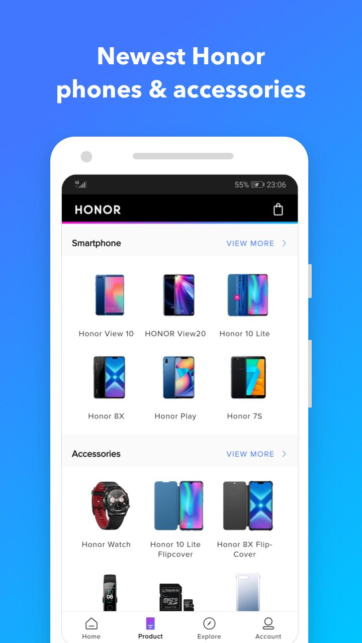 Honor Store for Android - APK Download