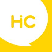 Honeycam Chat - Live Video Chat & Meet Zeichen