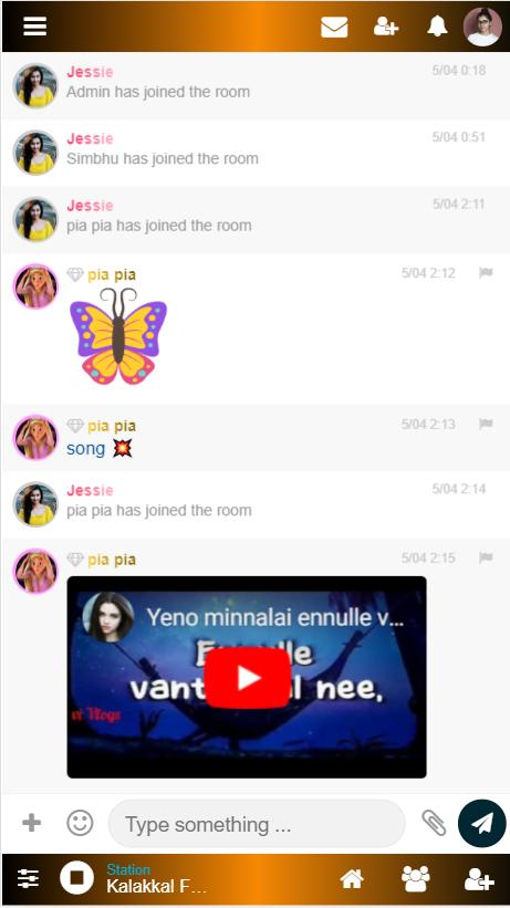 HONEYCHAT - TAMIL CHAT ROOM - CHENNAI CHAT ROOM for