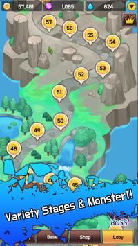 Brick Breaker : Evolution RPG تصوير الشاشة 11