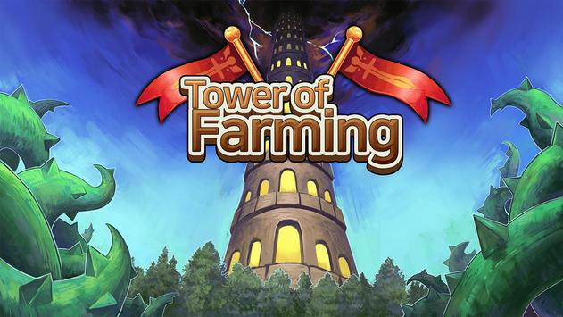 Tower of Farming - idle RPG (Premium) poster