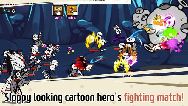 Legend of the cartoon screenshot 8