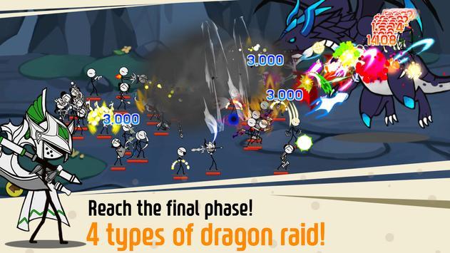 Legend of the cartoon - idle RPG تصوير الشاشة 8