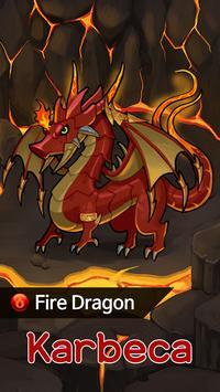 Dragon Raid (Hardcore - idle rpg) screenshot 1