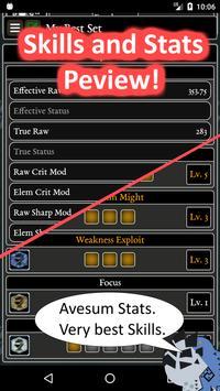 MHW Builder Lite screenshot 5