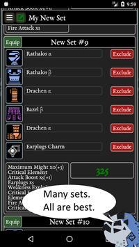 MHW Builder Lite screenshot 7