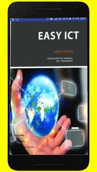 EASY HSC ICT BOOK 2019-2020 (আইসিটি) poster