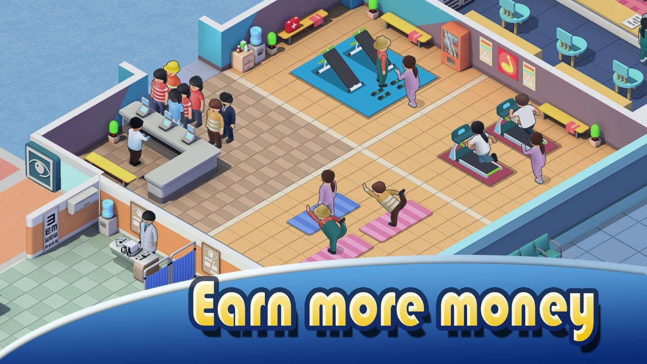Idle Hospital Tycoon For Android Apk Download
