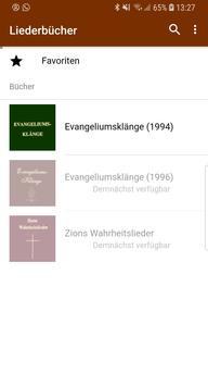 Evangeliumsklänge poster