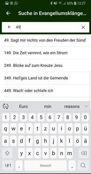Evangeliumsklänge screenshot 2